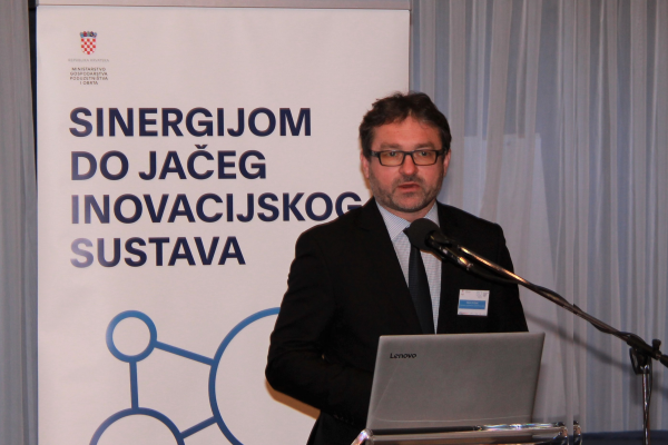 """Edukacijske radionice  """"Uloga, zadaća i kontekst rada Tematskih inovacijskih vijeća"""", Zagreb, 06. – 08. veljače 2019."""