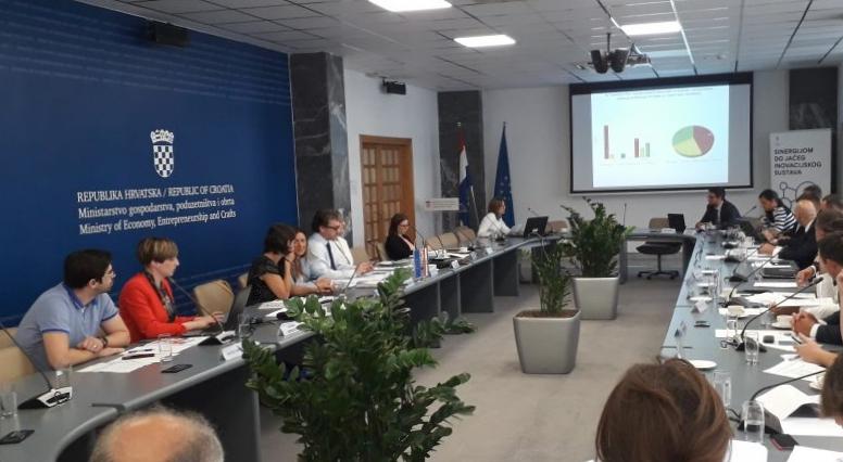 Održana osma sjednica Inovacijskog vijeća za industriju Republike Hrvatske